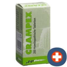 Crampex tablets 250 pieces