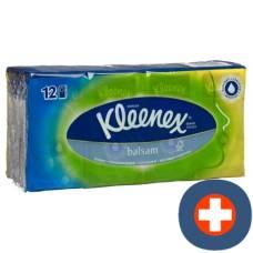 Kleenex balsam handkerchiefs 12 x 9 units