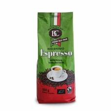 Bc bertschi café bio bravo coffee beans espresso whole 500 g