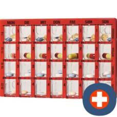 Dosett maxi metering box