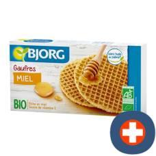 Bjorg honey waffles 175 g