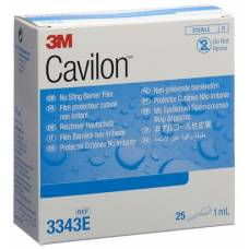 3m cavilon no sting protection applicator 25 btl 1 ml