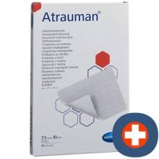 Atrauman ointment 7.5x10cm sterile 10 pcs