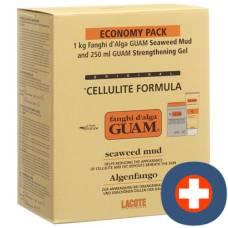 Guam algenfango classic treatment pack 1kg + gel