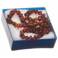 Ra amber necklace 32cm neck