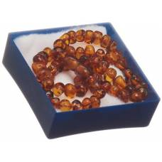 Ra amber necklace 40cm neck