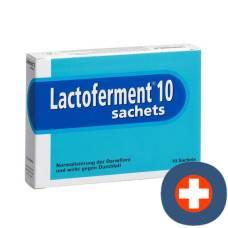 Lactoferment plv 10 btl 10 g