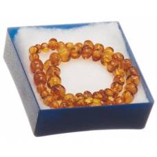 Ra amber necklace 27cm neck