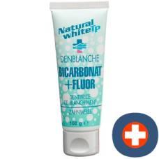 Natural white tp zahnweiss fluorine bicarbonate 75 ml