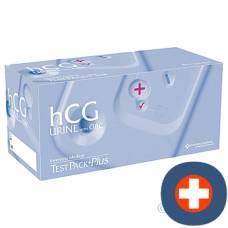 Test Pack Plus hCG Urine OBC 20 pcs