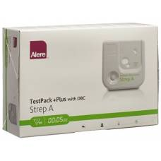 Alere test pack plus strep a with obc 20 pcs