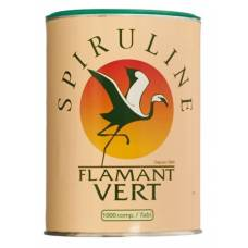 Spirulina flamant vert bio tablets 500 mg ds 1000 pcs