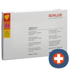 Schiller cardiovit reg faltpapapier at10 / sp10