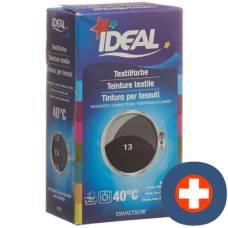 Ideal mini cotton color black no13