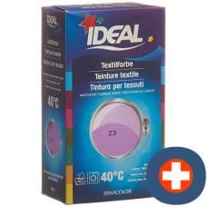 Ideal mini cotton color no23 lilac