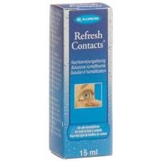 Refresh contacts rewetting fl 15 ml