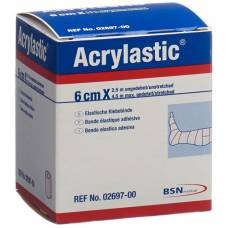Acrylastic paving binder elastically 2.5mx6cm