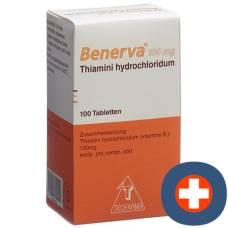 Benerva tbl 100 mg 100 pcs