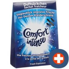 Comfort intense duftsäckchen blue 3 pcs