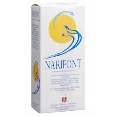 Narifont lös without balloon pump fl 500 ml