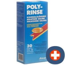 Polyrinse solution 30 x 15 ml
