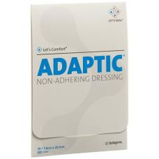 Adaptic wound dressing 7.6x20.3cm sterile btl 10 pcs
