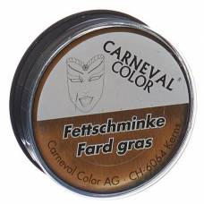 Carnival color grease paints gold ds 20 ml
