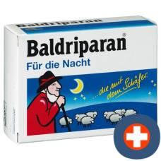 Baldriparan for the night drag 30 pcs