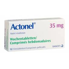 Actonel week tablet 35 mg tbl 12 pcs