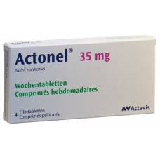 Actonel week tablet 35 mg tbl 4 pcs