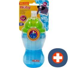 Nuby trinkhalmflasche flip-it standard