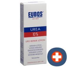 Eubos urea body lotion 10% fl 200 ml