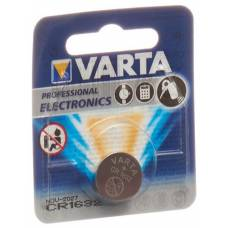Varta battery cr1632 lithium 3v