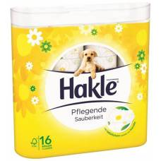 Hakle toilettenp chamomile fsc 16 pcs