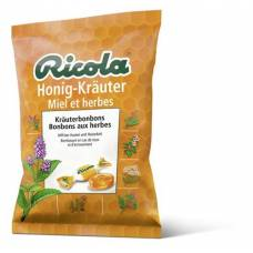Ricola herbal honey herbal candies battalion 125 g