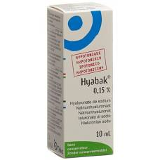 Hyabak gd opht new formula 10 ml