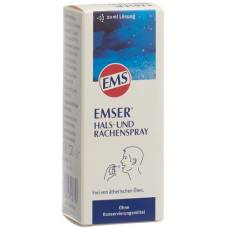 Emser neck and throat spray 20 ml