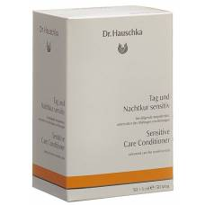 Dr hauschka day and night treatment sensitive 10 x