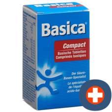 Basica compact mineral salt tablets 120 pcs