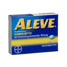 Aleve filmtabl 220 mg 12 pcs