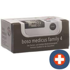 Boso medicus family 4 sphygmomanometer