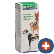 Herbamed veratrum album comp animal treatment 50ml