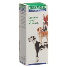 Herbamed cocculus comp animal treatment 50ml