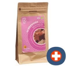 Soleil vie brownies mix organic gluten free 500 g