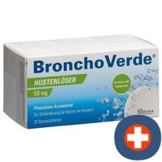 Bronchoverde hustenlöser brausetabl 50 mg 20 pcs