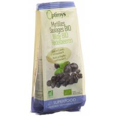 Optimys blueberries wild bio 180 g