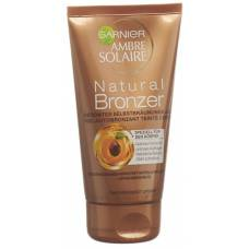 Ambre solaire self-tanning gel 150 ml