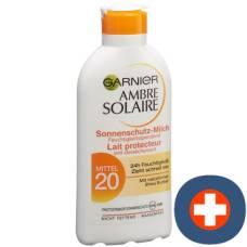 Ambre solaire milk sf20 200 ml