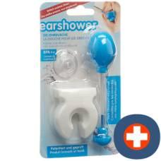 Earshower earclin ear wax remover