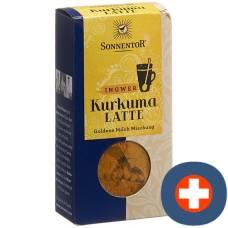 Sonnentor turmeric ginger latte btl 60 g